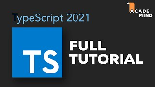TypeScript Course for Beginners 2020 - Learn TypeScript from Scratch!