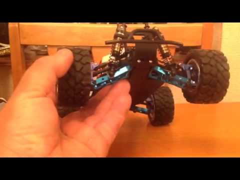 mini recon wheel conversion and how to. - YouTube