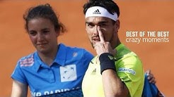 Best Tennis. Fabio Fognini - Crazy Moments