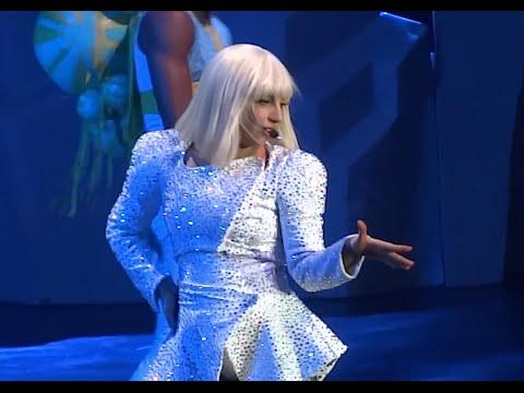 Lady Gaga - Poker Face / Telephone (ArtRAVE, Paris Bercy)