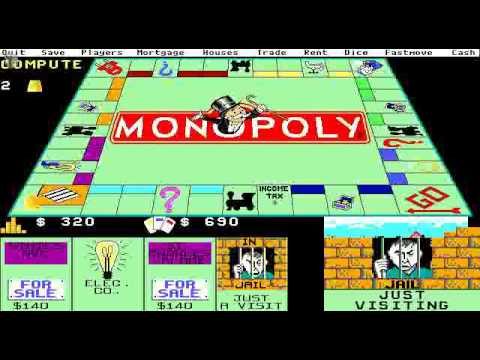 Download Monopoly (the official one) at XTCabandonware