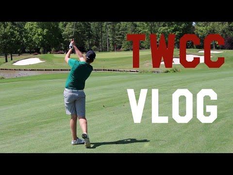 Golf Vlog Two Rivers Country Club, Williamsburg, VA