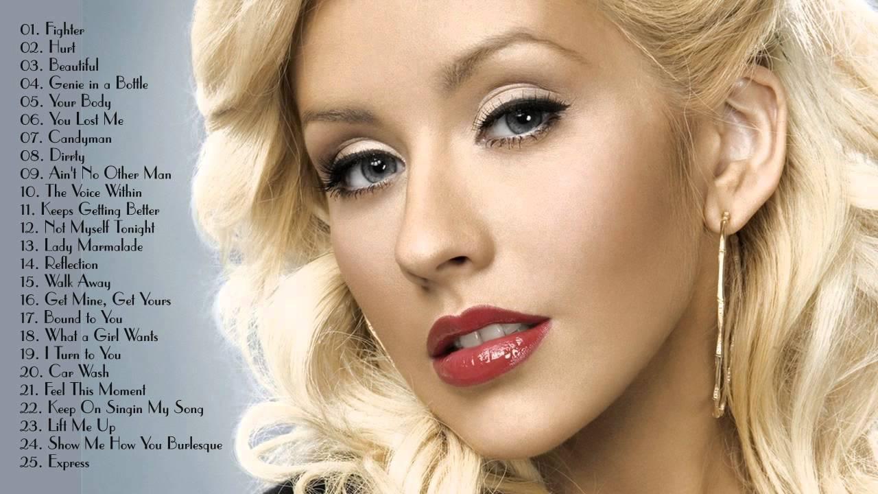 Christina aguilera greatest hits-3162