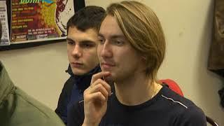 В библиотеке выступило третье поколение конаковских рок-музыкантов