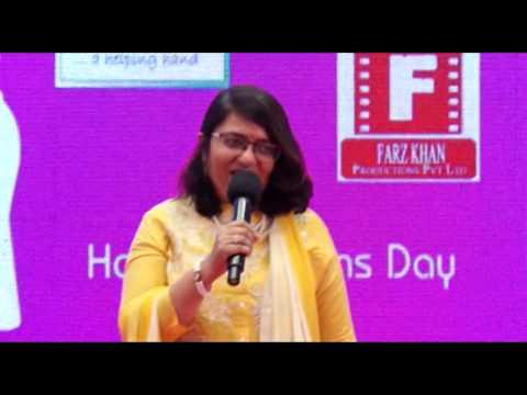 Neelam Saxena Chandra - Humanity International Women Achiever Awards 2018