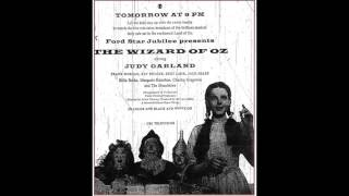 LIZA MINNELLI & BERT LAHR TV Debut of THE WIZARD OF OZ