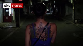 COVID-19: Sex workers struggle to survive lockdown in Thailand