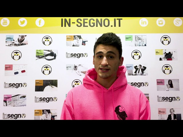 Antonio Scognamillo - Corso Big Data Analysis
