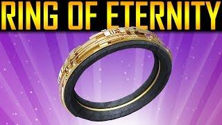 Destiny - RING OF ETERNITY!