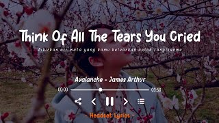 James Arthur - Avalanche (Lyrics)🎵| Terjemahan