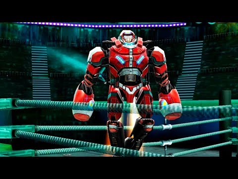 REAL STEEL WRB NEW ROBOT UPDATE ZeroG Holiday Special