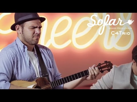 C4 Trio - Norwegian Wood (Beatles Cover) | Sofar London
