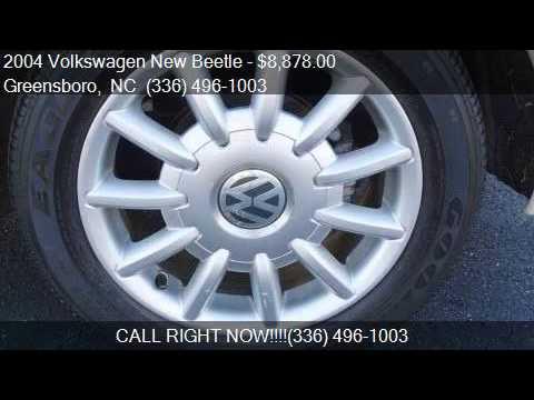 2004 Volkswagen New Beetle GLS 2dr Convertible for sale in G
