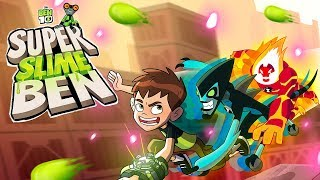 Ben 10: Super Slime Ben [Android Gameplay, Walkthrough]