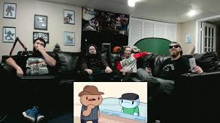Renegades React to... TheOdd1sOut - Sooubway Part 3 & Sooubway 4: The Final Sandwich