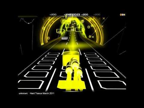 Audiosurf : Hard Trance March 2011,2012,2013