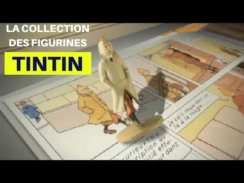 Collection Figurines TINTIN