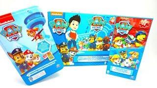 Распаковываем новые игрушки с героями мультика