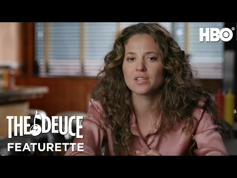 The Deuce: Abby In Focus Featurette | HBO