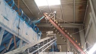 Silica Quartz crushing and processing plant in Pakistan