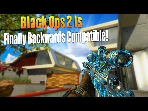 BLACK OPS 2 IS FINALLY BACKWARDS COMPATIBLE! (First Time Playing BO2 On Xbox One) - MatMicMar
