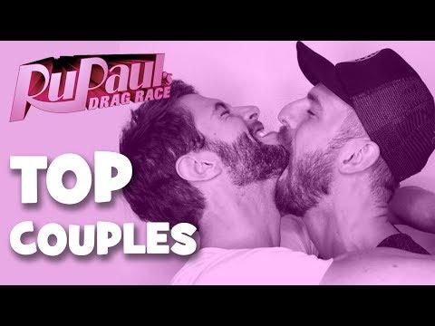 TOP 10 COUPLES - Rupaul's Drag Race PART 1