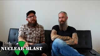 IN FLAMES – A Taste For Whiskey & Craft Breweries (OFFICIAL INTERVIEW)