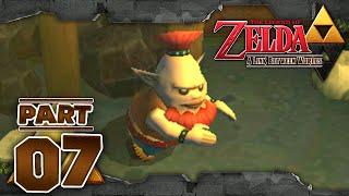 The Legend of Zelda: A Link Between Worlds (Hero Mode) - Part 7 - Death Mountain
