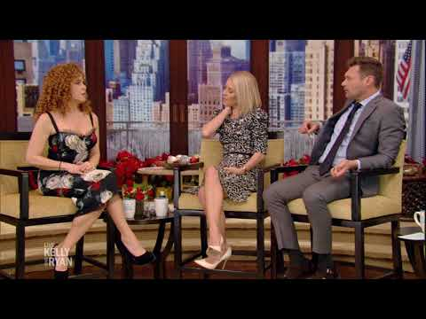Bernadette Peters Talks