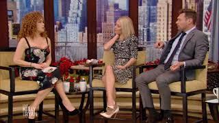 Bernadette Peters Talks