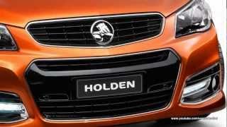 Holden VF Commodore SS V Concept 2013 Videos