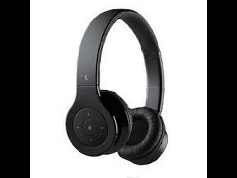 7e091389947 Headrush bluetooth headphones - YouTube
