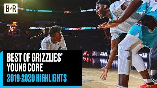 The Grizzlies' Young Core Is Special | 2019-2020 Highlights