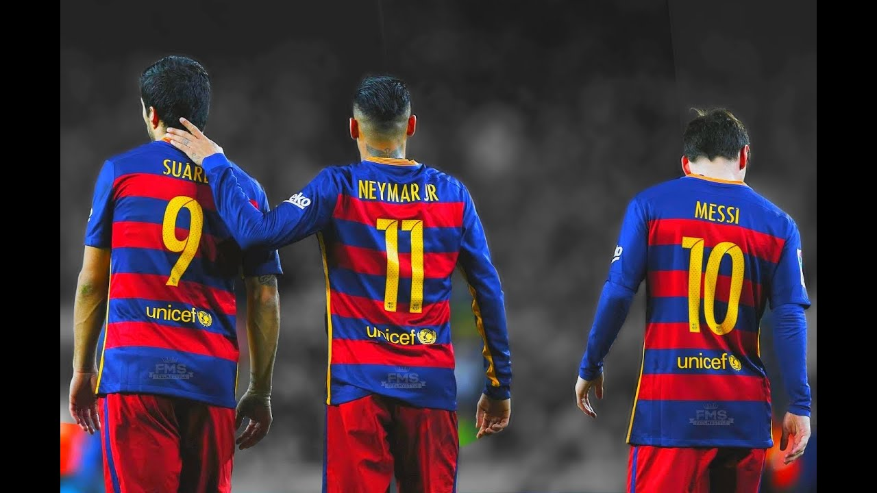 msn messi suarez neymar mejores jugadas y goles 2016. Black Bedroom Furniture Sets. Home Design Ideas