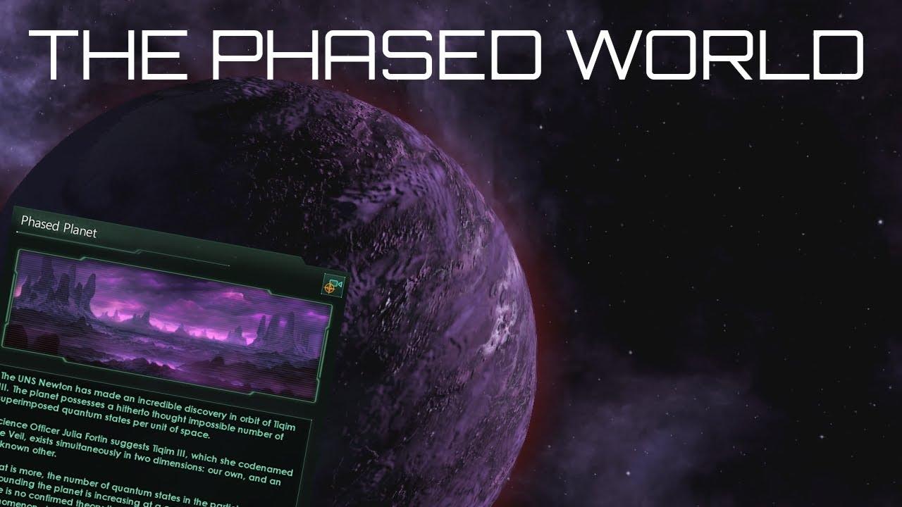 Stellaris - Shrouded World Mechanics (It's Kinda like a Space Loot Box)