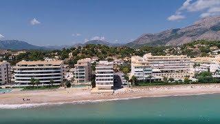 Квартира от банка в Альтеа, район Cap Negret, недвижимость в Испании на первой линии моря