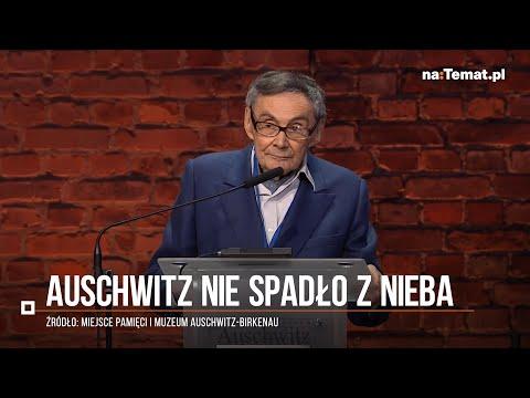 Marian Turski: Jeśli Będziecie Obojętni, Jakieś Auschwitz Spadnie Wam Z Nieba