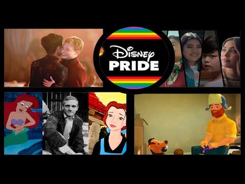 ???? DISNEY PRIDE: tolerancia, respeto, diversidad e inclusión / Recomendados en #DisneyPlus ????????????????❤️