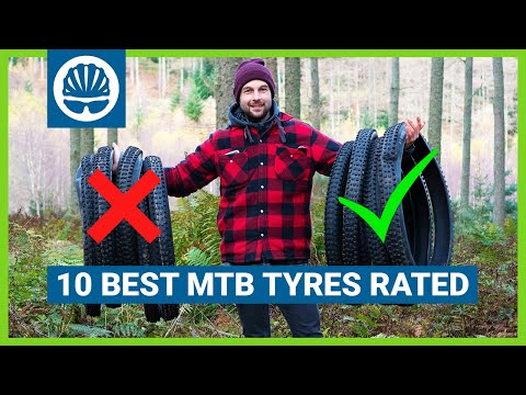 Top Trail and Enduro MTB Tyres | Mega Mountain Bike Tyre Test