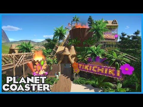 TIKICHIKI! The Coaster! Coaster Spotlight 282 #PlanetCoaster