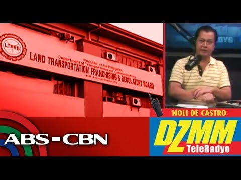 Sacked LTFRB exec seeks corruption probe against boss
