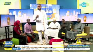 Today on Ramadhan Synchronised #ThawabuDD: Drugs Problems and Findi...