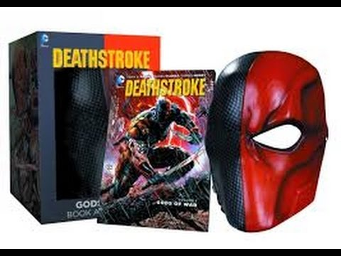 DeathStroke Vol. 1: Gods of War (Unboxing)