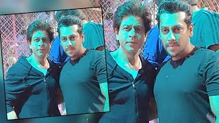 Shahrukh Khan POSES With Salman Khan's Body Double