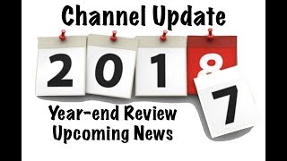 Channel Update - 2017 Review - Upcoming for 2018 - City Islands 3 Gameplay