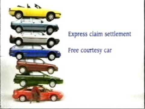 Landmark Express Advert