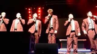 Straight No Chaser ~ Christmas medley (12 Days of the Christmas CanCan in Africa)
