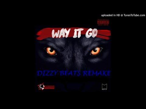 Dj Switch ft. Nasty C, Youngsta, Stogie T - WAY IT GO [Beat Remake||Prod. by Dizzy Beats]