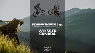 Video Red Bull Joyride - Crankworx 2017 Replay from Whistler, Canada download MP3, 3GP, MP4, WEBM, AVI, FLV November 2017