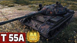 MEDAL DEDA - T 55A - Wold of Tanks